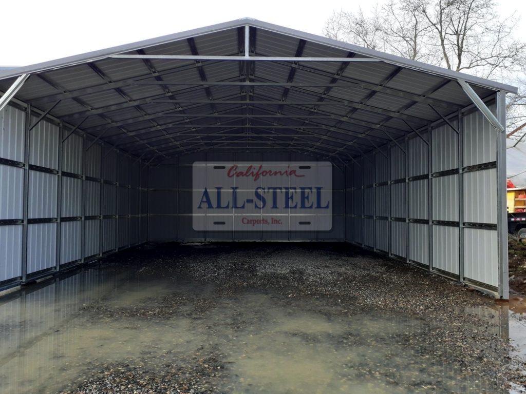 metal building carport